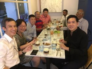 Society of Mediation Professionals Singapore   Event 2017
